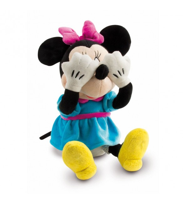 Pelúcia Disney Minnie Booh - Multikids