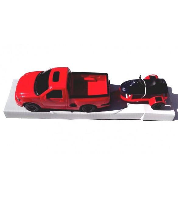 Carro Pick-up Ford F-150 LIghtning - Roma