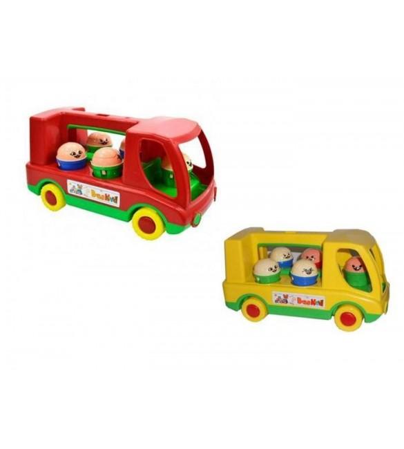 Carro -Bus KId - Dismat MK 132