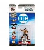 Metals Die Cast - Nano Metalfigs - DC Cosmics - Aquaman Dc57