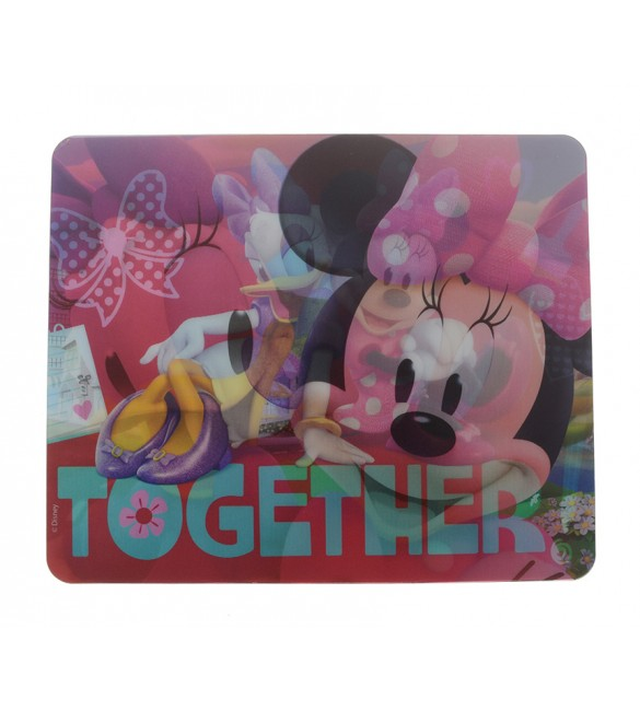 Mouse pad Lenticular Disney Minnie Together Etipel