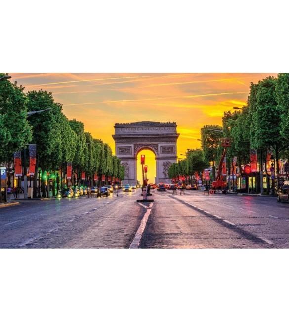 Quebra Cabeça 500 Peças Pais & Filhos - Paris