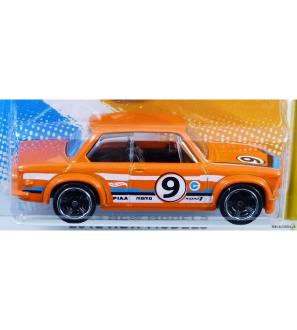 Hot Wheels - BMW 2002 -Escala 1:64