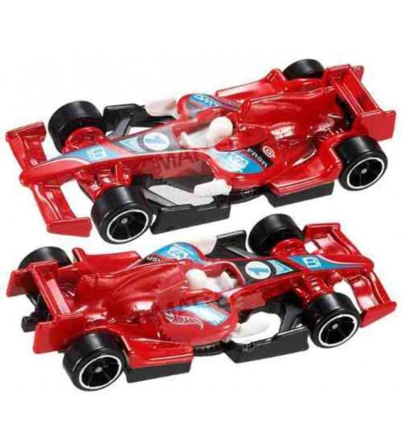 Hot Wheels  F1 Racer Red