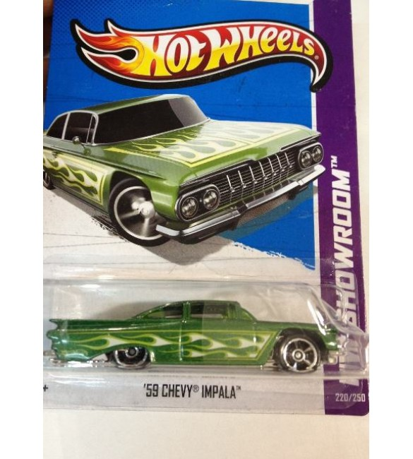 Hot Wheels - 58 Chevy Impala