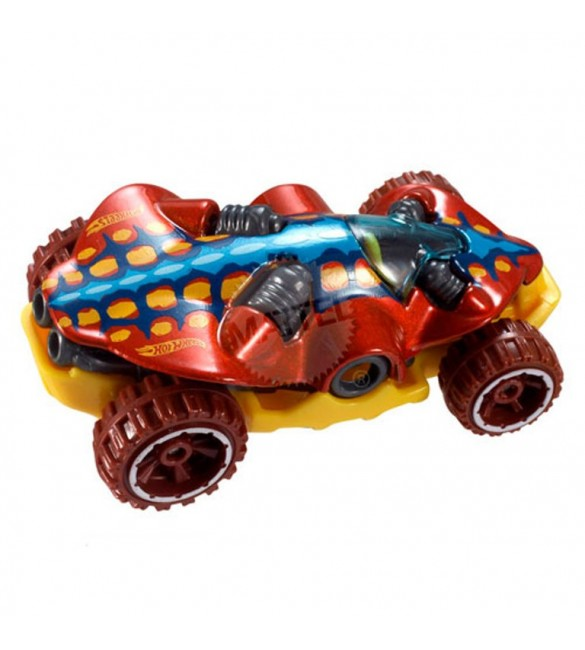Hot Wheels Swamp Buggy