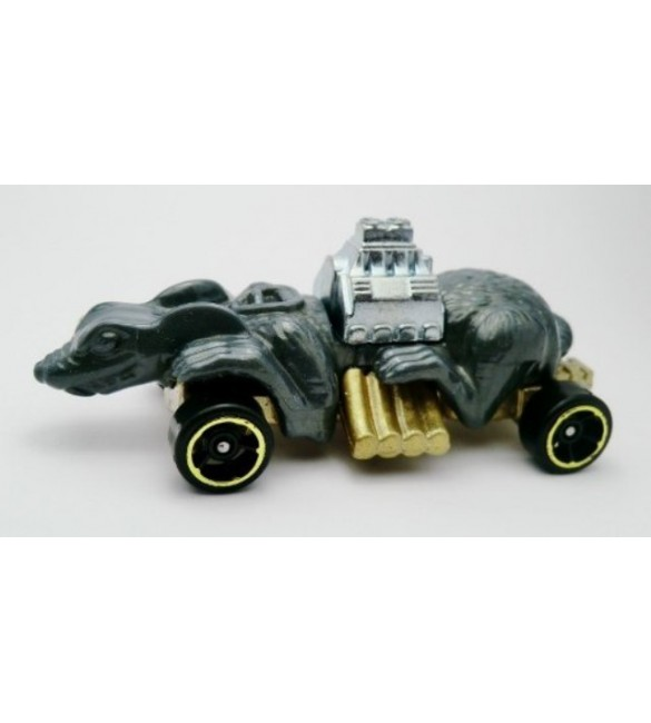 Hot Wheels - Ratmobile (Cinza)