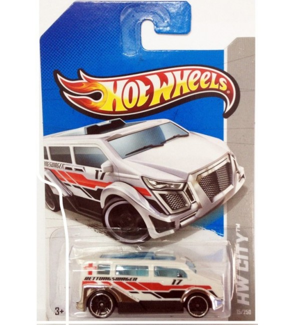 Hot Wheels - Speedbox  ( BRANCO)