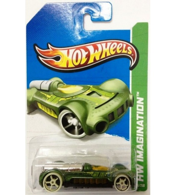 Hot Wheels - Retro-Active