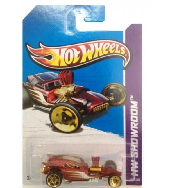 Hot Wheels - Fangula  (vinho)