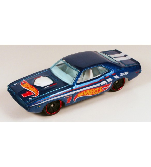 Hot Wheels 70 Dodge Hemi Challenger