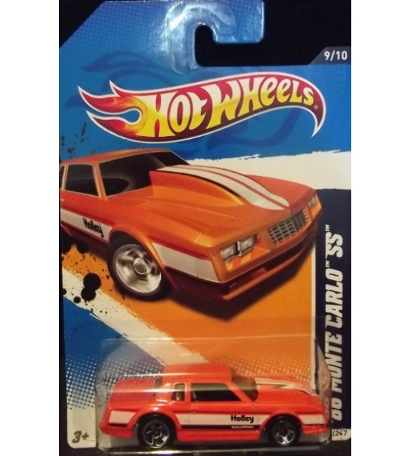 HOT WHEELS '86 MONTE CARLO