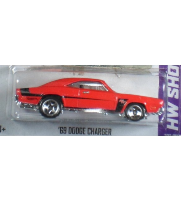 Hot Wheels - 69 Dodge Charger