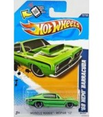 Hot Wheels - MUSCLE MANIA MOPAR 12