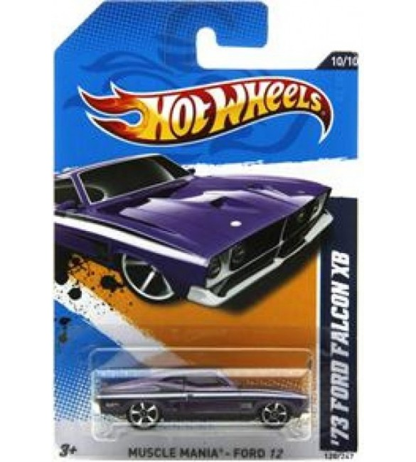 Hot Wheels  - 73 FORD FALCON XB