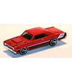 Hot Wheels -MOPAR 12 MUSCLE MANIA