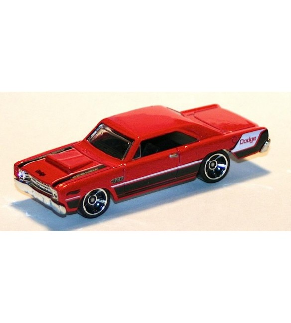 Hot Wheels -MOPAR 12 MUSCLE MANIA  68  dodge dart