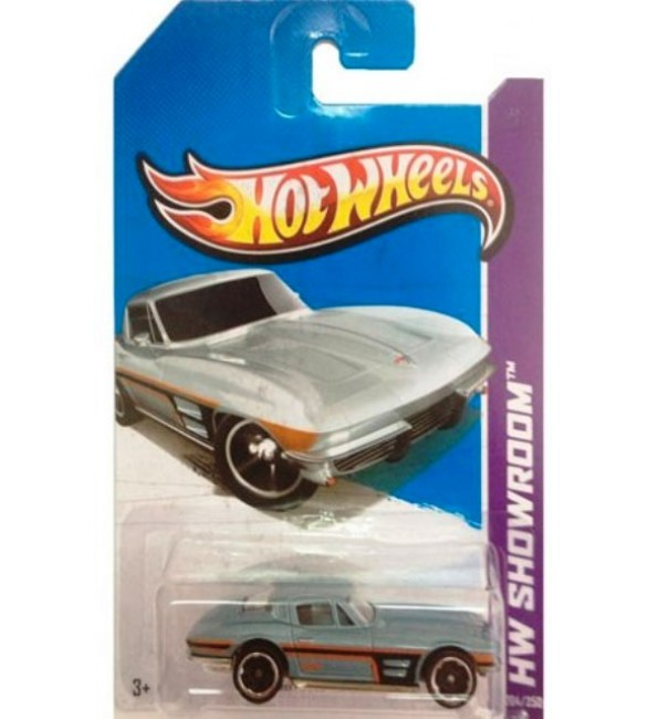 Hot Wheels -Corvette Sting Ray