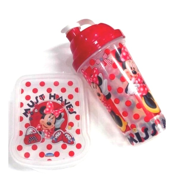 Kit Shakeira e Sanduicheira Minnie - 01 unidade