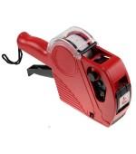 Etiquetadora MX 5500 - 1 linha - 8 dígitos na cor Vermelha