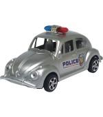 Carro Auto Fusca - Policia Prata -DFC