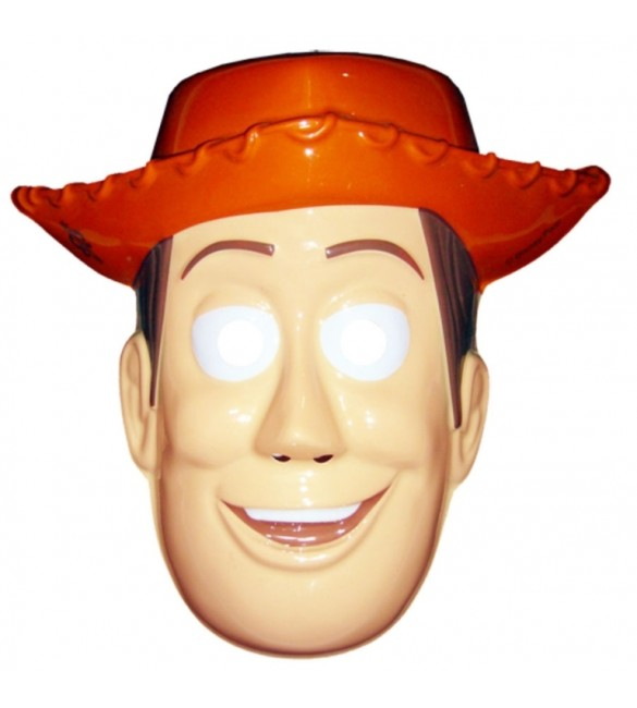 Máscara Woody Toy Story 6600033547f