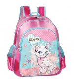 Mochila Infantil Cindy IS30041CO - Courag